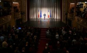 Klaus Iohannis Opera Timișoara