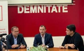 Alfred Simonis, Eugen Dogariu, Sebastian Raducanu