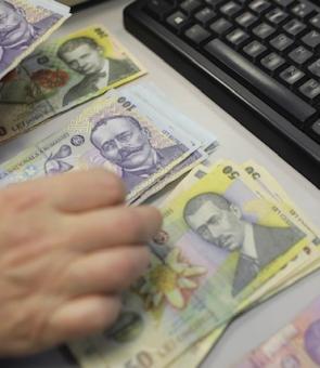 bani curs leu euro