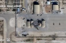 baza aeriana irak