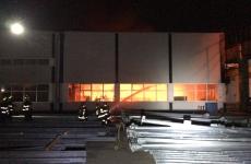 incendiu bucuresti hala bazin