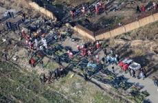 avion prăbușit iran