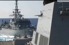vapor nava distrugator
