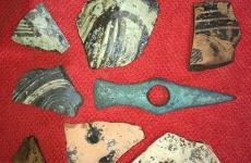 topor vase arheologie Cucuteni