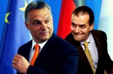 Viktor Orban Ludovic Orban