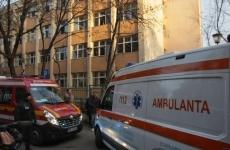 Inquam ambulanță școală