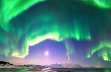 auroră boreală