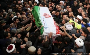 soleimani busculada Iran