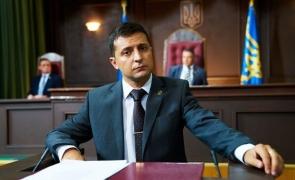 Volodomir Zelenski