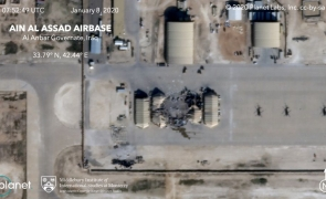 Imagini Din Satelit Pagubele Produse In Baza Aeriană Din Irak