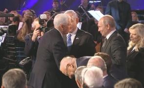 Vladimir Putin Mike Pence Putin Pence