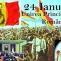24 ianuarie unirea Mica Unirea principatelor