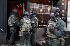 germania polizei