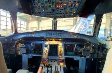 ATR Tarom avion