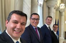 Tomac, Ponta, Barna și Orban