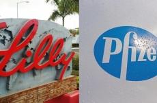 Pfizer şi Eli Lilly