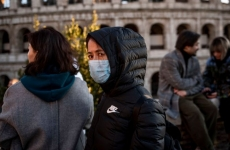 italia coronavirus masca virus