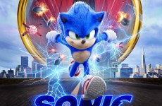 Poster Sonic Hedgehog