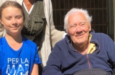 Greta şi Olof Thunberg
