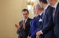 Inquam Ludovic Orban gest