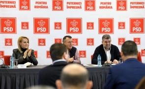 Marcel Ciolacu Paul Stănescu Gabriela Firea Ciolacu Stănescu Firea