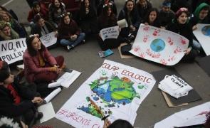 Inquam ecologisti protest