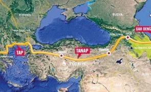 TANAP gazoduct