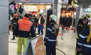 incendiu Aeroportul Otopeni