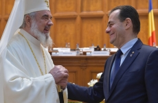 Ludovic Orban Patriarhul Daniel patriarh orban patriarh