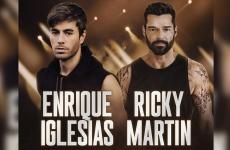Enrique Iglesias, Ricky Martin