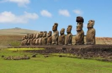 Statui Insula Pastelui, Chile