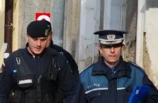 Patrula politist militar