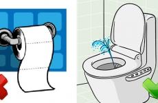 hartie igienica bideu
