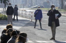masca virus epidemie coronavirus gripa covid