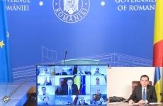 Ludovic Orban videoconferinta