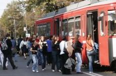 transport tramvai iasi