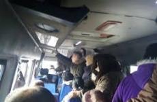 microbuz aglomeratie