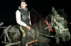 ieseanul calare pe cal
