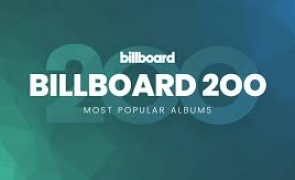 Billboard 200 logo