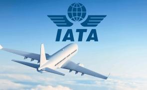 IATA avion