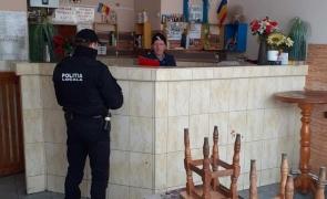 Politia amenzi localuri