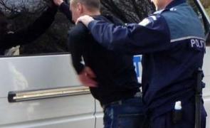 Evadare minor politie
