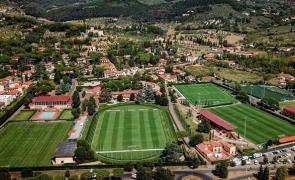 Baza sportiva coverciano italia