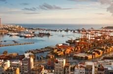 port grecia