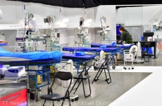 spital de campanie