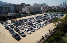 masini parcare coreea