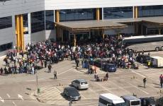 aglomeratie aeroport Cluj