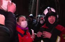 incendiu centru batrani rusia