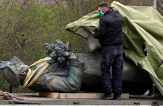 Ivan konev statuie