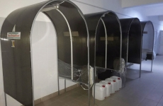 tuneluri dezinfectante